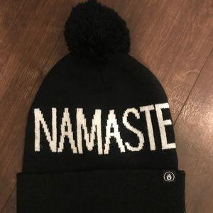 Spiritual Gangster Namaste Beanie